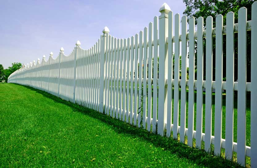 Property Line Fence